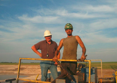 Drilling Mud Check Balko, OK