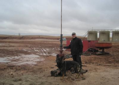 Install Rods FT Supply Oklahoma
