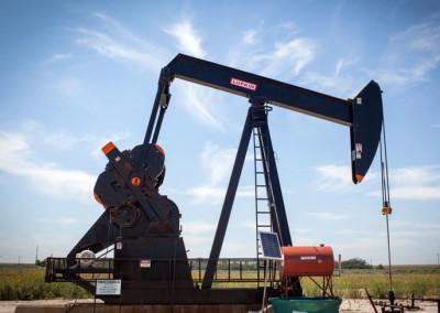 TRI Oil Pumping Unit