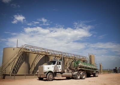 OK Oil Transportation Storage