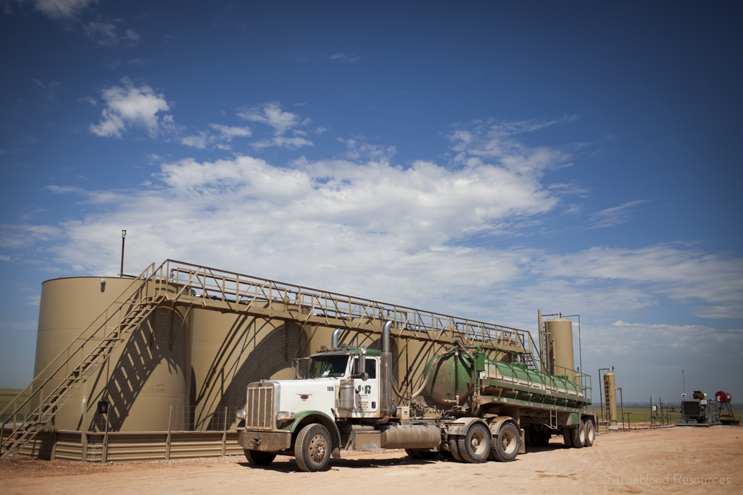 Oklahoma Oil Transportation and Storage Equipment