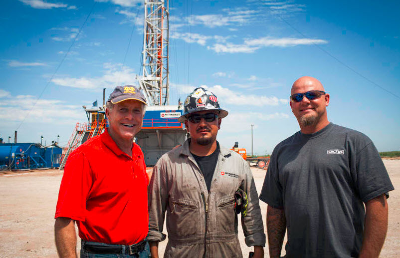 Onsite Drilling FT Supply, OK