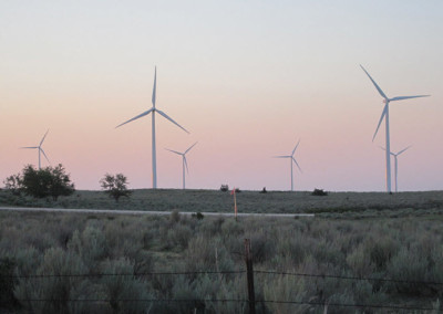 Integrate Wind & Natural Gas